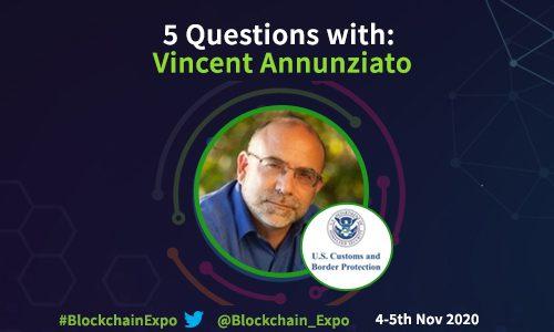 5 question banner - Vincent Annunziato.